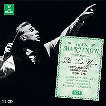 Icon: Jean Martinon - The Late Years (Coffret 14 CD)