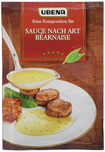 Ubena Sauce Bearnaise, 6er Pack (6 x 25 g)