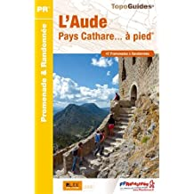 Aude Pays Cathare a pied 2015: FFR.D011