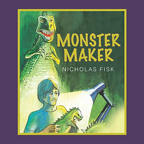 Monster Maker  Audiolibri