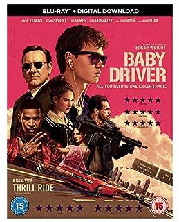 Baby Driver [Blu-ray] [2017] [Region Free] (B073FF3VNT) | Amazon Products