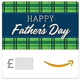 Happy Father's Day (Plaid) -  Amazon.co.uk eGift Voucher