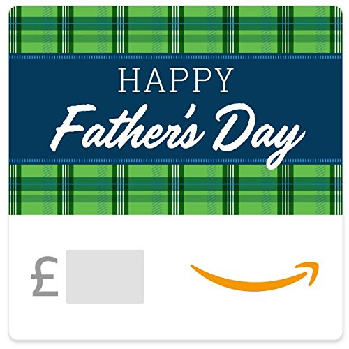 Happy Father's Day (Plaid) -  Amazon.co.uk eGift Voucher