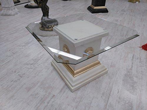 Medusa Table basse Table M?andre Plateau en verre table en verre table basse table peint peint ? la main salon design baroque
