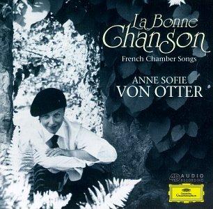 Von Otter-La Bonne Chanson-Mel