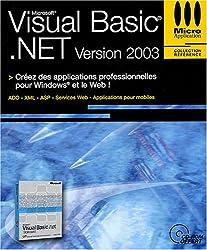Visual Basic.NET (1Cédérom)
