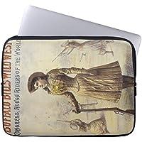 Macbook Air, motivo: Western, Cowgirl 38,10 cm (15