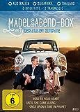 DVD Cover 'Mädelsabend 3-DVD-Box Vol. 1: Destination Sunshine (3 Spielfilme, 3 Traumziele)