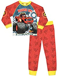 Blaze and the Monster Machines - Pijama para Niños - Blaze y Los Monster Machines