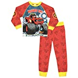 Blaze and the Monster Machines - Pijama para Niños - Blaze y Los Monster Machines - 3-4 Años