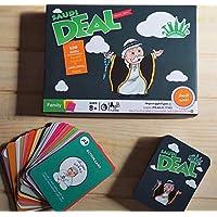 بطاقات اللعبة الجماعية سعودي ديل الإصدار الجديد + الكروت كاملة 110 كرت + كروت اكشن جديدة - من متجر جولدن هاوس