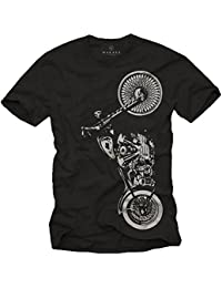 Motorrad T-Shirt für Herren / Männer S-XXXL