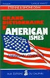 Image de Grand dictionnaire d'américanismes contenant les principaux termes américains avec leur équivalent exact en français