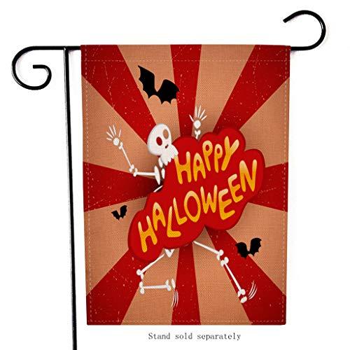 Kostüm Für Kleinkind Puppy - Daygeve Zuhause Party Deko, Anatomische Tracing, Medizinische Lehre, Halloween Dekoration Statue,Saisonale Garten Fahnen Doppelseitige Outdoor-Feiertage Dekorative Rasen Yard Flags