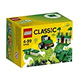 #4: Lego Green Creativity Box, Multi Color
