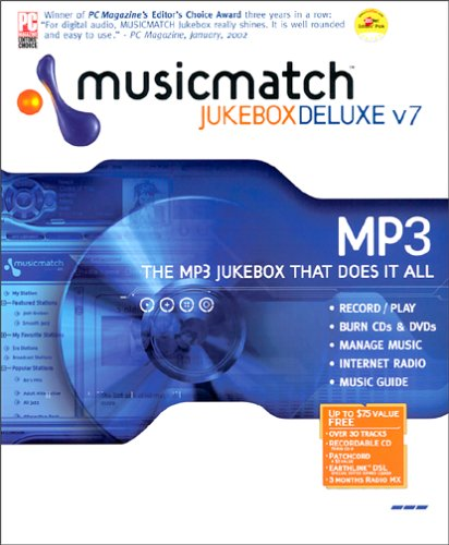 Music Match JukeBox Deluxe 7.1 -