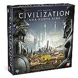 Asmodee Italia- Sid Meier's Civilization Gioco da Tavolo, Colore Blu, CIV01