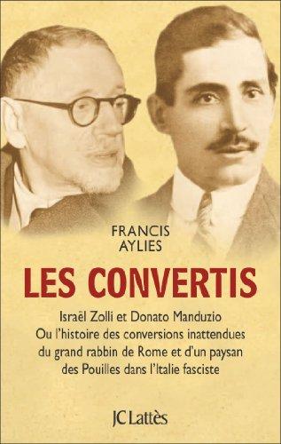 Les convertis (Essais et documents)