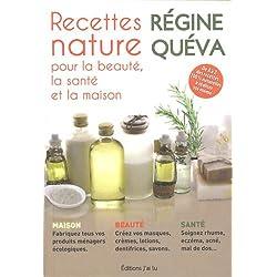 Recettes nature pour la beauté, la santé et la maison : Les bienfaits de l'argile, les bienfaits du bicarbonate de soude, les bienfaits du chlorure de magnésium, les bienfaits du vinaigre