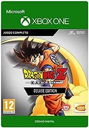 DRAGON BALL Z: KAKAROT Deluxe Edition | Xbox One - Código de descarga