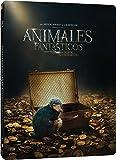 Animales Fantásticos Y Dónde Encontrarlos - Edición Metálica [Blu-ray]