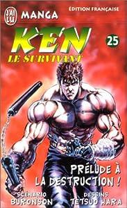 Hokuto No Ken - Ken le survivant Edition simple Tome 25