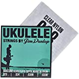 Dunlop Silver-Copper Wound Nylon Baritone Ukulele Strings