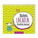 Wortschätzchen 2017: Mini-Kalender