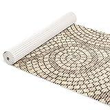 ANRO zachte schuimmat badmat vloerbedekking badloper antislip breedte 65cm