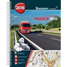 FRANCE PRO 20800 ATLAS MICHELIN 2018