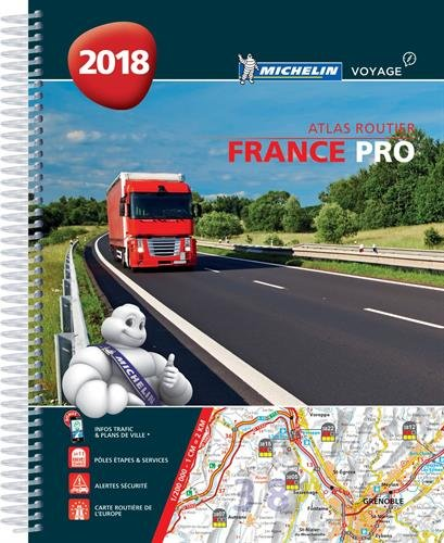 Atlas France Pro 2018 Michelin