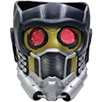 Guardians Mask Cosplay With Glow Glasses Adults Helmet Costume Halloween PVC Mask Updated Version