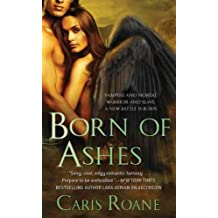 BORN OF ASHES BY (ROANE, CARIS) PAPERBACK