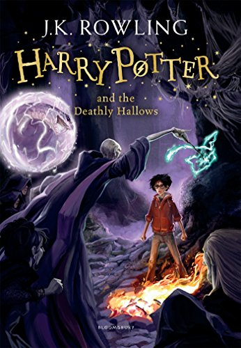 Picture of Harry Potter and the Deathly Hallows: 7/7 (Harry Potter 7)
