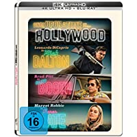 Once Upon A Time In… Hollywood (Limited UHD/BD Steelbook) Amazon Exklusiv