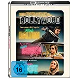 Once Upon A Time In... Hollywood (Limited UHD/BD Steelbook) Amazon Exklusiv [Blu-ray]
