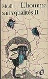 L'homme sans qualités tome 2 - Folio