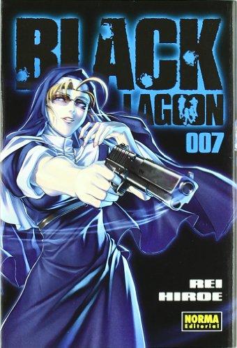 BLACK LAGOON 7 (CÓMIC MANGA)
