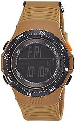 Skmei Digital Black Dial Unisex Watch - 0989CB