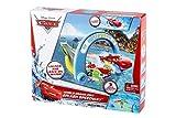 Mattel Disney Cars X9744 - Wasser-Rennstrecke für die Badewanne, inkl. 1 Rennfahrzeug
