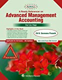 Padhuka's A Ready Referencer on Advanced Management Accounting: for CA Final Old Syllabus