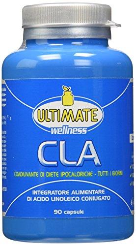 Ultimate Italia Cla Acido Linoleico Coniugato 90 Capsule
