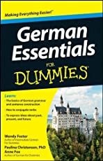 German Essentials For Dummies (For Dummies Series)