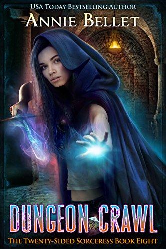 Dungeon Crawl (The Twenty-Sided Sorceress Book 8) (English Edition)