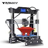 Impresora 3D de alta precisión Tamaño grande 220 * 220 * 200mm , Ventilador doble(UE)
