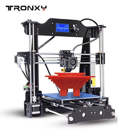 Impresora 3D de alta precisión Tamaño grande 220 * 220 * 200mm , Ve