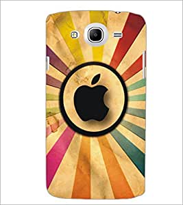 Printdhaba Apple D-5351 Back Case Cover For Samsung Galaxy Mega 5.8