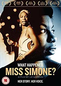 What Happened, Miss Simone? [DVD]
