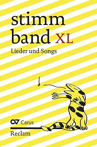 stimmband XL: Lieder und Songs
