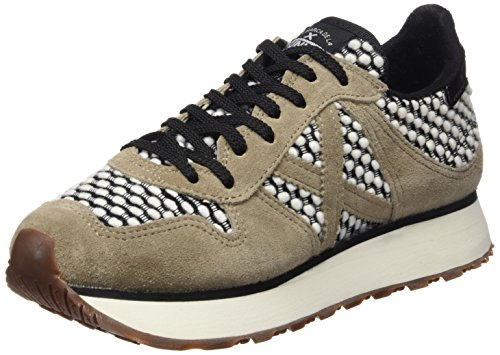 Sport scarpe per le donne, color Bianco sporco , marca MUNICH, modelo Sport Scarpe Per Le Donne MUNICH MASSANA SKY Bianco Sporco